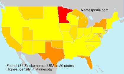 Zincke - USA