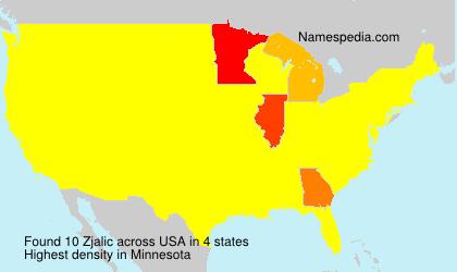Zjalic - USA