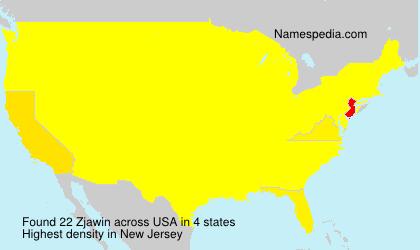 Zjawin - USA