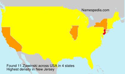 Zjawinski - USA