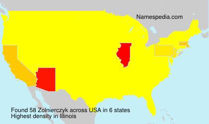 Zolnierczyk - USA