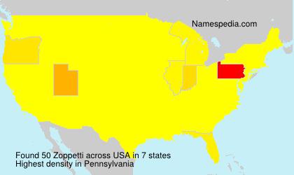 Zoppetti - USA