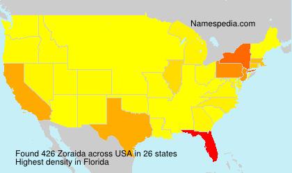 Zoraida