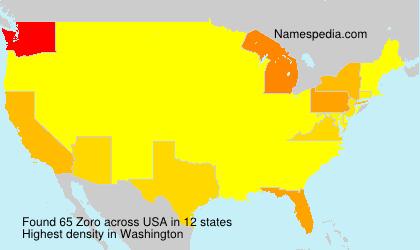 Zoro - USA