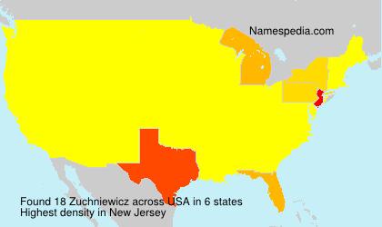 Zuchniewicz - USA